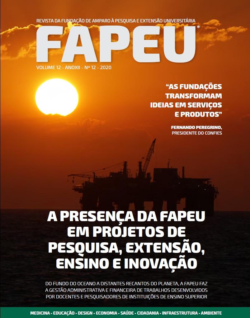 Capa Revista FAPEU - Vol 12